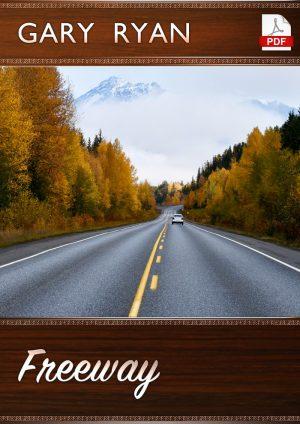 'Freeway' for Piano by Gary Ryan