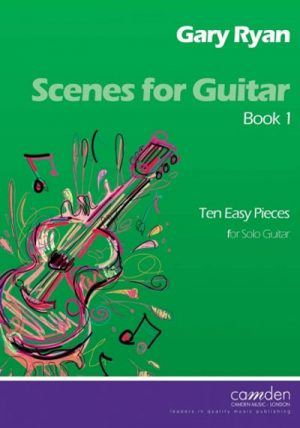 Scenes for Guitar – Book 1