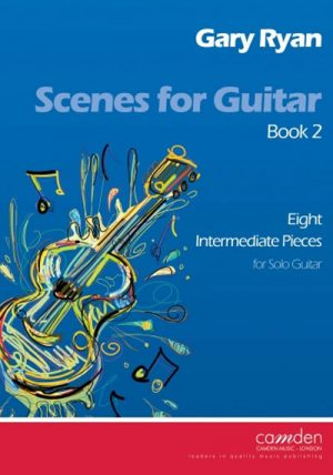 Scenes for Guitar – Book 2
