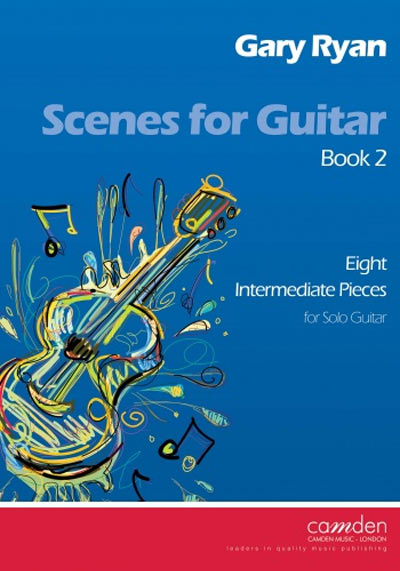 Scenes for Guitar - Book 2